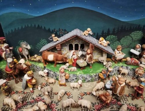 Betlémy a dioráma Život Ježíše Krista