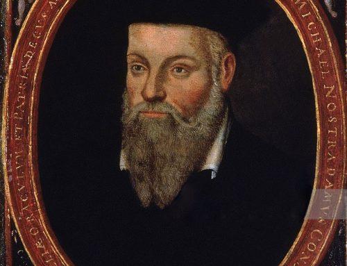 Nostradamova děsivá proroctví